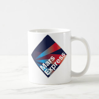 Mars Express  Classic White Coffee Mug