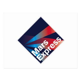 Mars Express Postal
