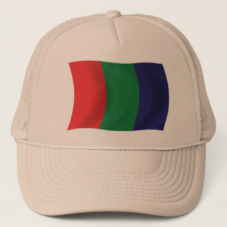 Mars Flag Hat