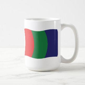 Mars Flag Mug