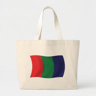 Mars Flag Tote Bag