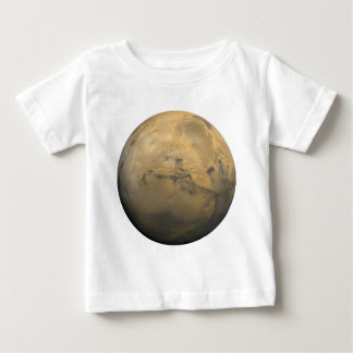 Mars Global Mosaic Baby T-Shirt