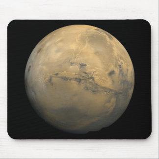 Mars Global Mosaic Mouse Pad