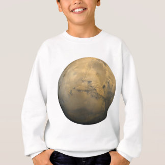 Mars Global Mosaic Sweatshirt