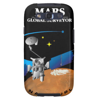 Mars Global Surveyor Galaxy SIII Cases