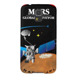 Mars Global Surveyor Samsung Galaxy Nexus Cases