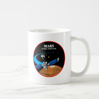 Mars Global Surveyor Coffee Mug