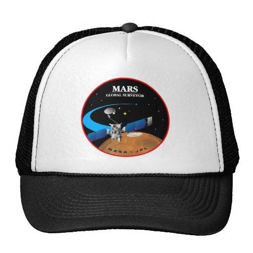Mars Global Surveyor Gorra