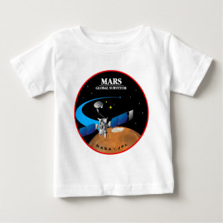 Mars Global Surveyor Infant T-shirt