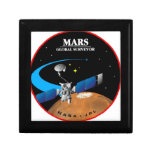 Mars Global Surveyor Keepsake Boxes
