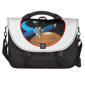 Mars Global Surveyor Laptop Messenger Bag