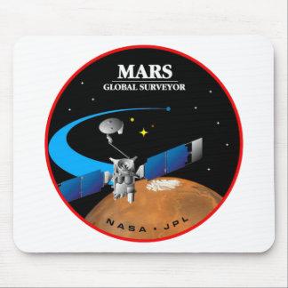 Mars Global Surveyor Mouse Pad