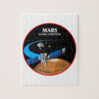Mars Global Surveyor Puzzles Con Fotos