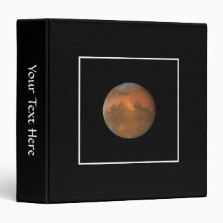 Mars (Hubble Telescope) Vinyl Binder