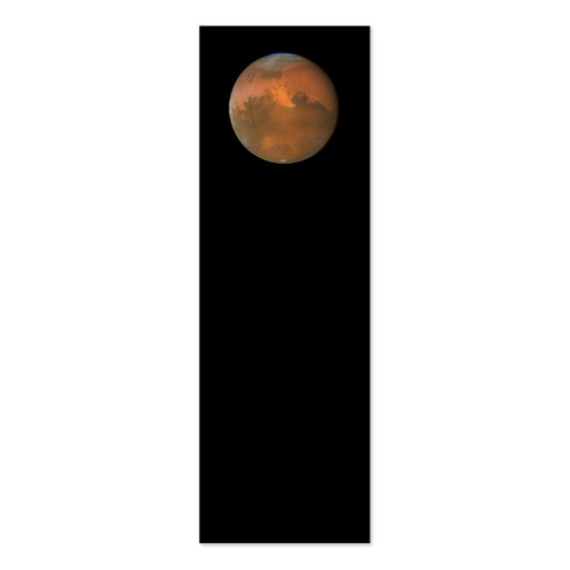 Mars (Hubble Telescope) Business Card