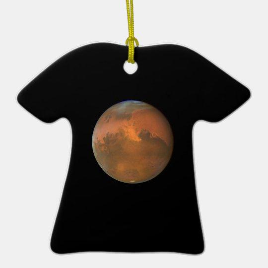 Mars (Hubble Telescope) Ceramic Ornament