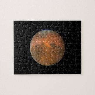 Mars (Hubble Telescope) Jigsaw Puzzle