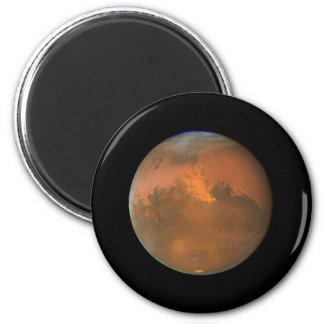 Mars (Hubble Telescope) Refrigerator Magnets