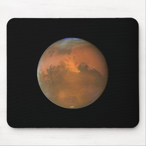 Mars (Hubble Telescope) Mousepad