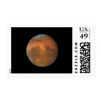 Mars (Hubble Telescope) Postage Stamps