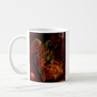 Mars in Aries Coffee Mug