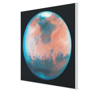 Mars in Opposition Canvas Print