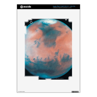 Mars in Opposition Decals For iPad 3