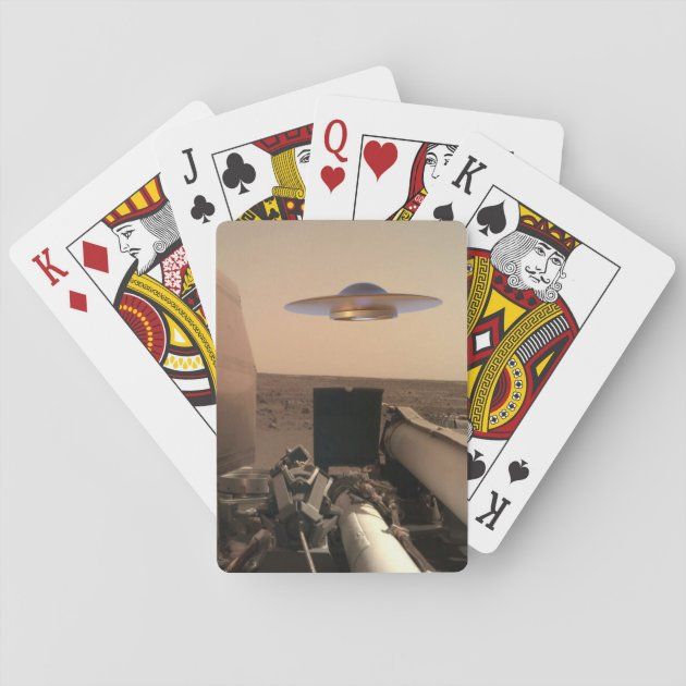 Earth Playing Cards Poker Spielkarten The Planets
