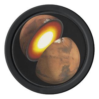 Mars Interior Poker Chip Set