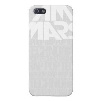 Mars Jackson All Genre Logo Case