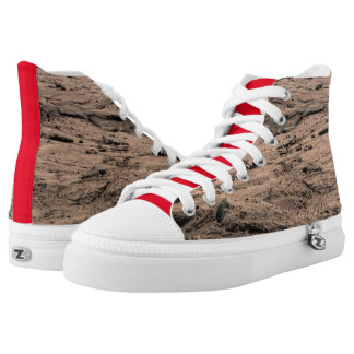 Mars Landscape Panorama Shoes