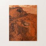 Mars landscape puzzle