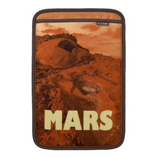 Mars landscape sleeve for MacBook air