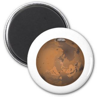 Mars Refrigerator Magnets