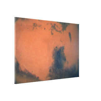 Mars -- March 10, 1997 Canvas Print