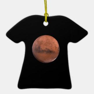 Mars Martian Space Astronomy Ornament