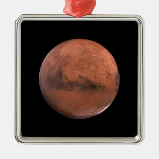 Mars Martian Space Astronomy Christmas Tree Ornament