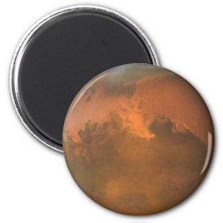 Mars Martian Surface (Hubble) Magnet