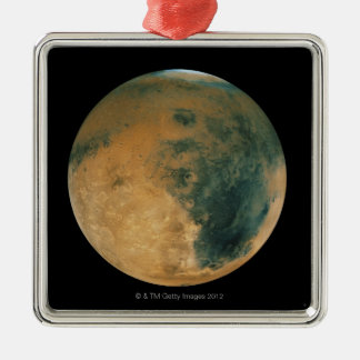 Mars Metal Ornament