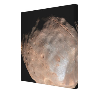 Mars moon Phobos 2 Canvas Print