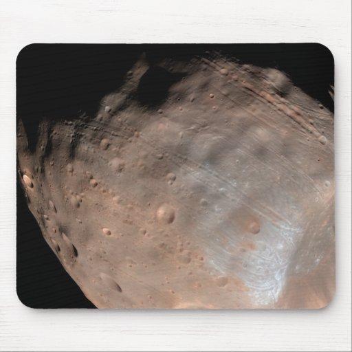 Mars moon Phobos 2 Mouse Pad