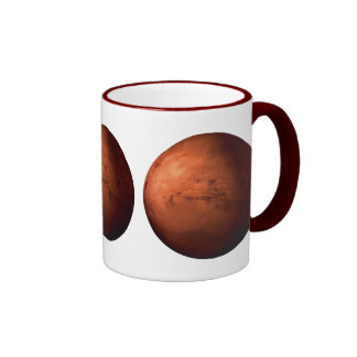 Mars Ringer Coffee Mug