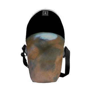 Mars Near Opposition 1995-2005- 1995 Messenger Bag