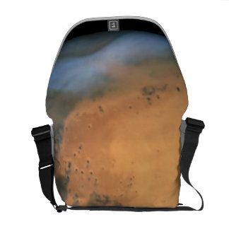 Mars Near Opposition 1995-2005- 2001 Messenger Bag