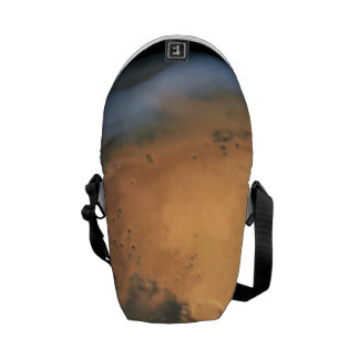 Mars Near Opposition 1995-2005- 2001 Courier Bags