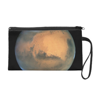 Mars Near Opposition 1995-2005- 2001 Wristlet Clutches