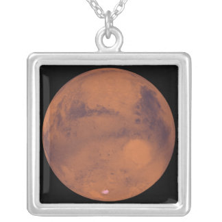 Mars Personalized Necklace