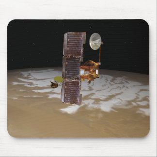 Mars Odyssey spacecraft Mouse Pad