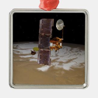 Mars Odyssey spacecraft Christmas Ornament