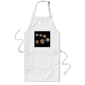 Mars Opposition 1995-2005 Sqr Long Apron